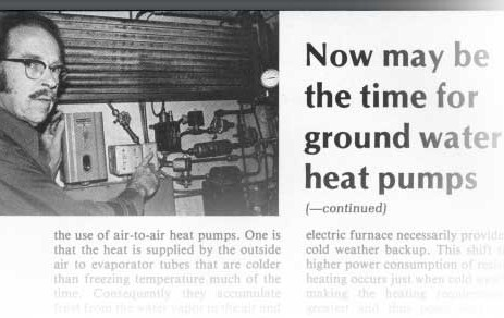 Geothermal Is Not New