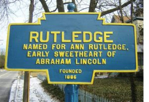 Rutledge, PA.