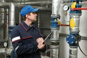 HVAC Service Manager