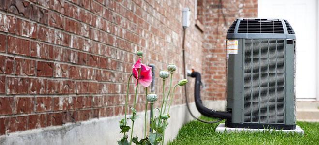 Sinton Heat pump installation